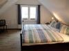 Ferienhaus Zingst Schlafzimmer im OG