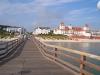 Bilder aus Binz Kurhaus und Seebrücke