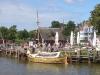 Buntes Treiben am Hafen in Zingst (2)