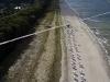 Zingst Luftbild vom Strand (1)