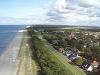 Zingst Luftbild vom Strand (2)